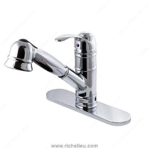 accessoire robinet cuisine robinet de cuisine riveo quincaillerie richelieu