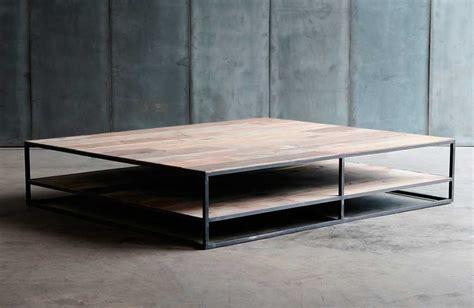 teak coffee heerenhuis manufactuur tables mesa dd