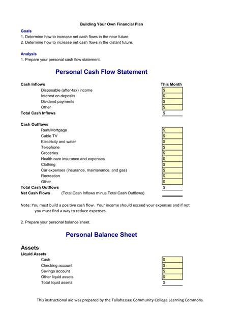 Google Spreadsheet Balance Sheet Template in Balance ...
