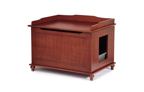 custom litter box cabinets top 10 best cat litter box furniture enclosures