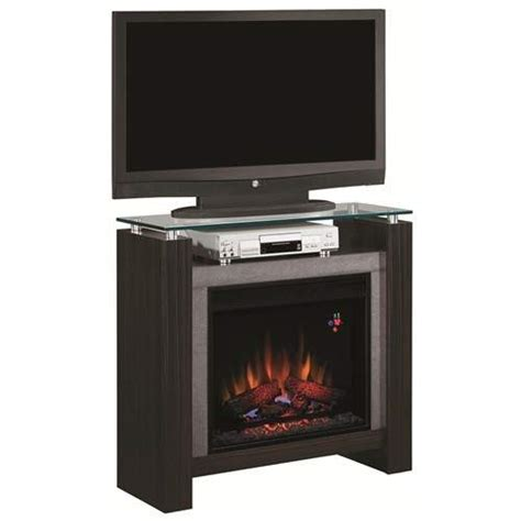 fireplaces black sandlewood fireplace  floating glass
