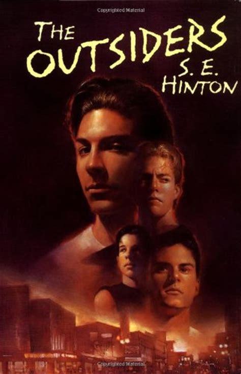 The Outsiders Overview by The Literary Forest Quot The Outsiders Quot Book Review