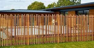 Barrière En Bois Jardin : barriere en bois pour jardin ~ Premium-room.com Idées de Décoration