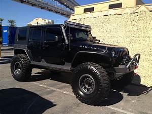 Jeep JK Custom Custom Cars SEMA SHOW Las Vegas