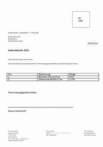 Angaben Auf Rechnung : lieferschein definition vorlage muster bei sevdesk ~ Themetempest.com Abrechnung