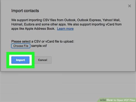 4 Easy Ways To Open Vcf Files Wikihow