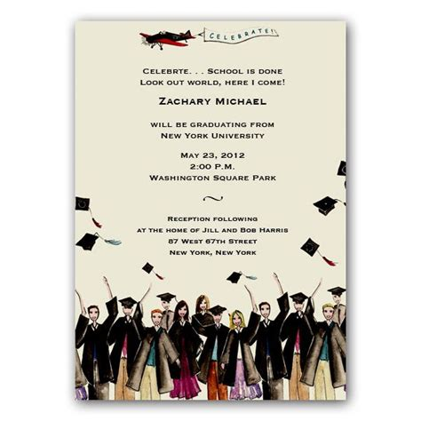 graduation celebration invitations clearance paperstyle