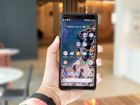 pixel 2 xl screen burn in says software update incoming zdnet