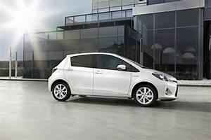 Toyota Yaris Hybride France : photo la toyota yaris hybride sera commercialis e en france et en europe ~ Gottalentnigeria.com Avis de Voitures