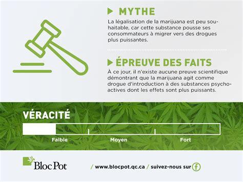 je m oppose 224 la l 233 galisation de la marijuana parce qu agit comme une drogue d introduction