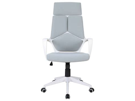 fauteuil de bureau basculant fauteuil de bureau seattle coloris gris blanc vente de