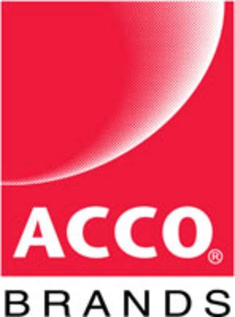 ACCO Brands Corporation Reports Third Quarter 2015 Results ...