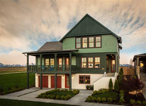 hillside cottage collection  david weekley homes  open daybreak utah homes