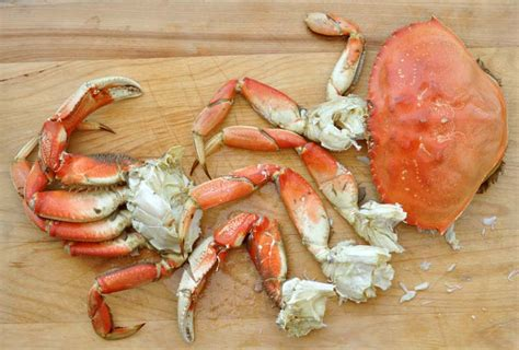 how to cook crab how to cook and clean a dungeness crab former chef