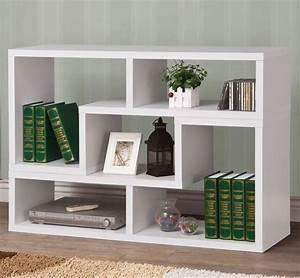 Bookcases Ideas: Modern White Bookcases Bookshelves