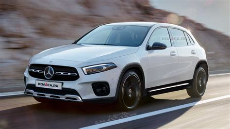 See its design, performance and technology features, as my mercedes me id. Mercedes GLA 2020, un render muy cercano a la realidad