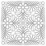 Block Patterns Coloring Quilting Mandala Machine Mayfair Sweetdreamsquiltstudio Cross Mosaic sketch template
