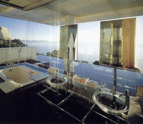 waterglass house  kengo kuma idesignarch interior