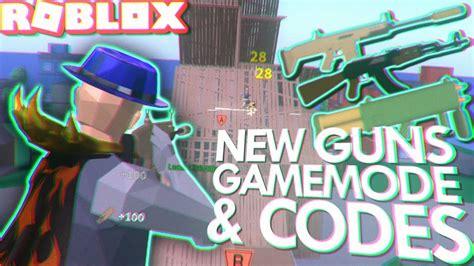 guns gamemode   roblox strucid mega
