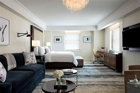 There are 173 two bedroom suites in new york. Hotel Rooms & Amenities   JW Marriott Essex House New York