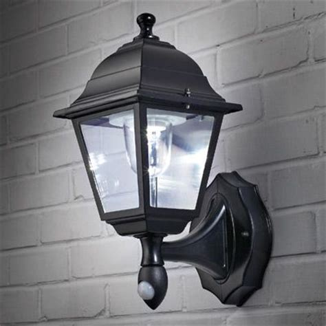 wireless motion activated outdoor wall sconce