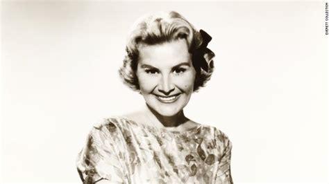 Rose Marie, actress and showbiz legend, dies at 94 - CNN