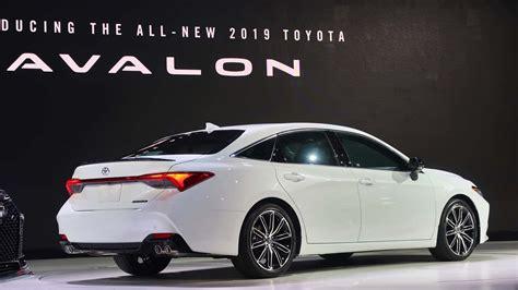 2019 Toyota Avalon Preview