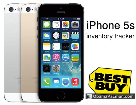 best buy iphone 5s inventory tracker obama pacman