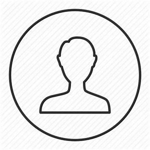Grey, me, person, round, transparent, user icon | Icon ...