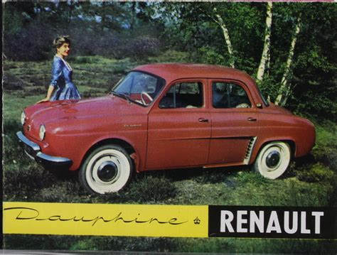 renault dauphine convertible 1966 renault dauphine information and photos momentcar