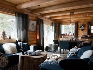 la deco style chalet joli place With peindre porte 2 couleurs 9 10 idees originales pour peindre son interieur blog deco