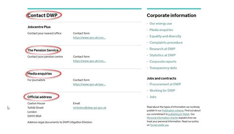 Dwp Phone Number Dwp Customers Contact Number 0800 055 6688 Free Number
