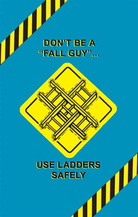Ladder Safety Poster | OSHA Safety Videos