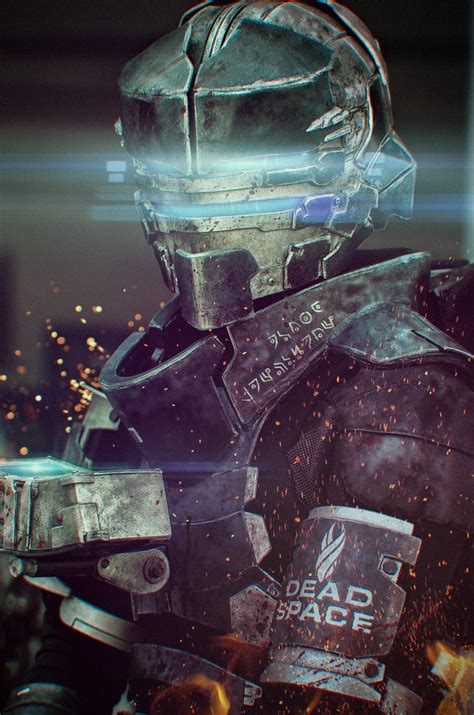Dead Space Cosplay So Real Youll Want To Hide In A Closet