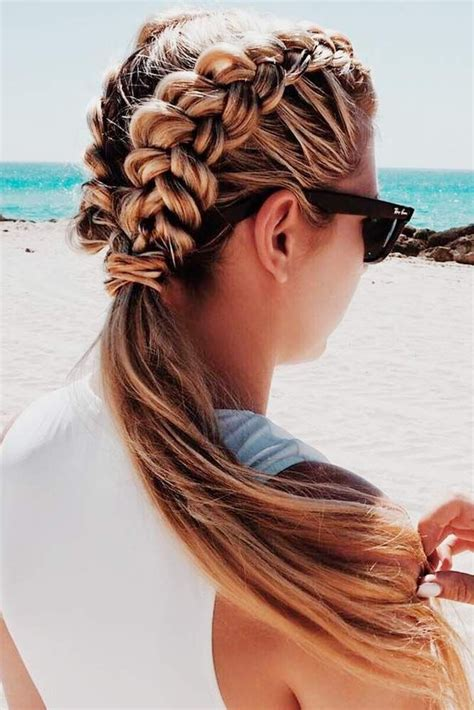 25 best ideas about summer hairstyles on pinterest easy