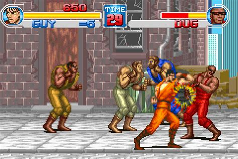 final fight   game gamefabrique