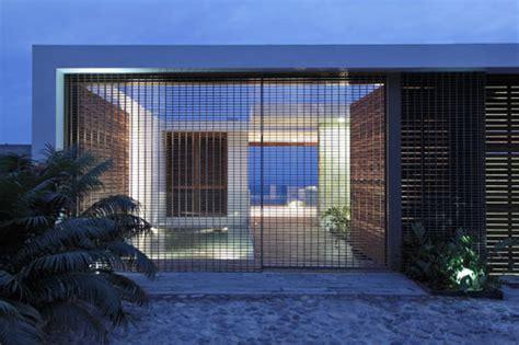 Mexican Casa Almare by Amazing Views Casa Almare By El 237 As Rizo Arquitectos