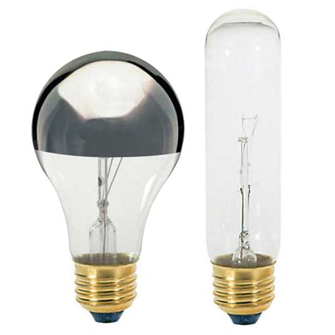 incandescent light bulbs standard specialty lighting