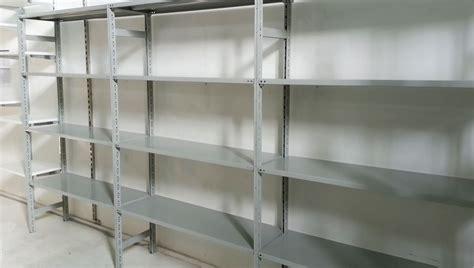 scaffali metallici industriali prezzi scaffalature metalliche prezzi scaffali metallici