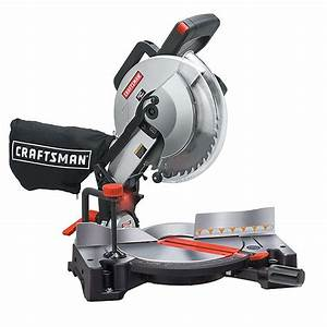 "Craftsman 10"" Compound Miter Saw $64.99 (down from $129.99 ..."
