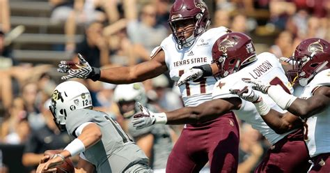 texas state football preview exciting bobcats
