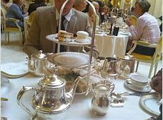 The Ritz London Afternoon Tea London
