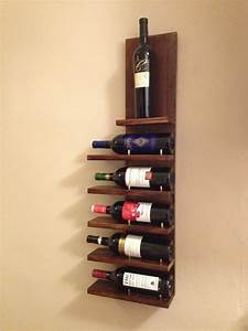 14 easy diy wine rack plans guide patterns With what kind of paint to use on kitchen cabinets for wooden candle holders cheap