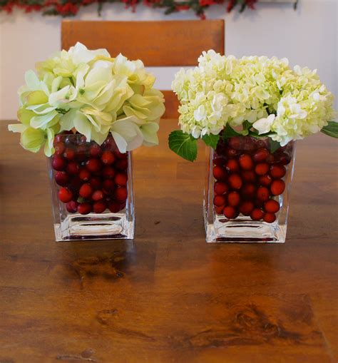 5 holiday centerpieces
