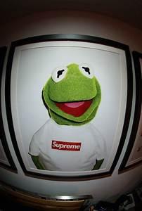 Supreme Kermit. | Frogs | Pinterest | Kermit, Supreme ...