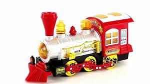 Sky2217 Kids Toy Blowing Bubble Train Car