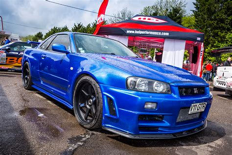 Enthusiasts Name Nissan Skyline 'most Iconic Japanese Car