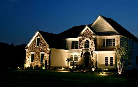 lovely exterior uplighting 8 log home exterior lighting