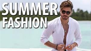 Men's Summer Outfit Inspiration   Tropical Lookbook for ...  Men