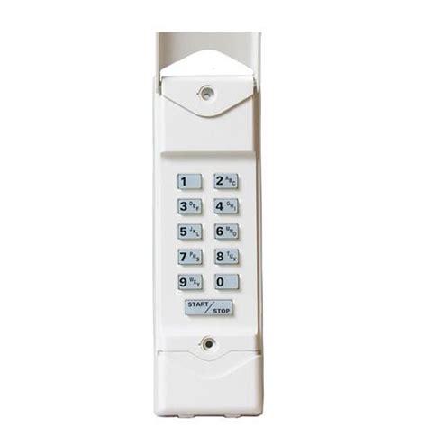 garage door opener keypad linear mega code mdtk wireless digital keypad keyless